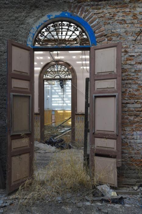 Reportaje sobre el antiguo casino de Arucas