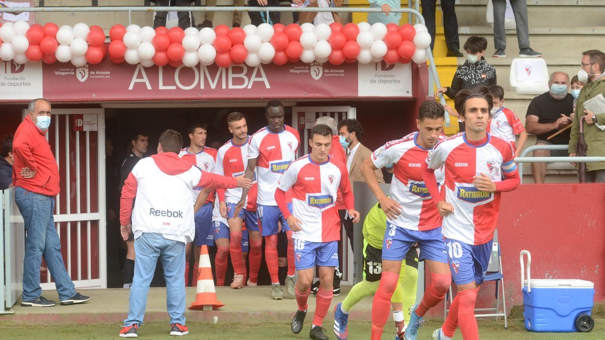 El equipo vilagarciano iniciará y finalizará la competición como local.