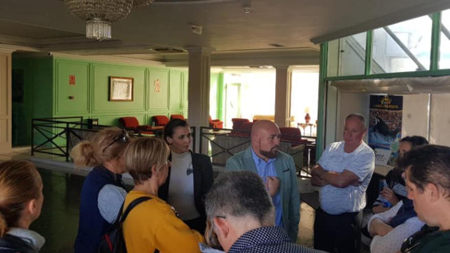 El Ayuntamiento de Puerto de la Cruz interviene en el conflicto de Miramar