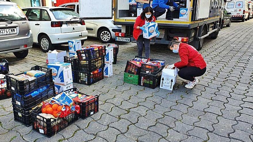 Cruz Roja refuerza la atención a los sin techo ante la ola de frío