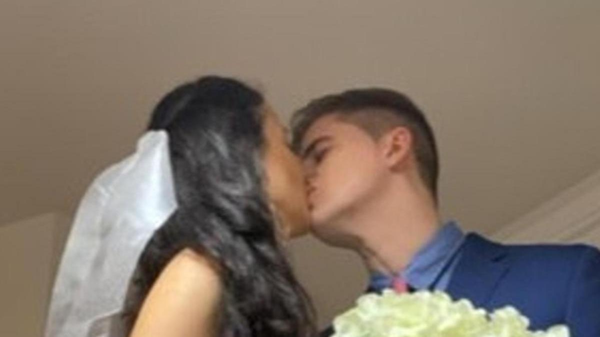 Ana Mena, de Las Palmas de Gran Canaria, y Ferrán Plá, de Santa Brígida, prepararon durante meses su boda.