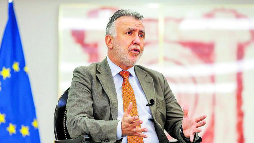 El presidente es optimista: a finales de 2021 podrá superarse la crisis del Covid