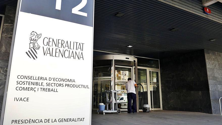 Interino para siempre en la Generalitat