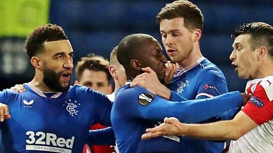 Sanción de 10 partidos por comportamiento racista en la Europa League