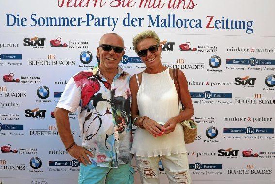 Andreas Schulz und Wiebke Dumrath
