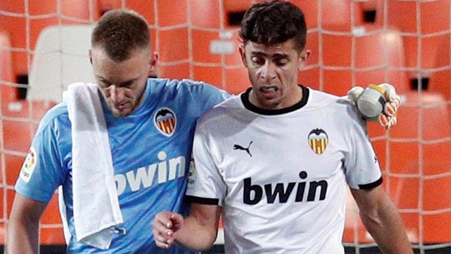 """""""Somos el Valencia, tenemos que luchar todos los partidos"""""""