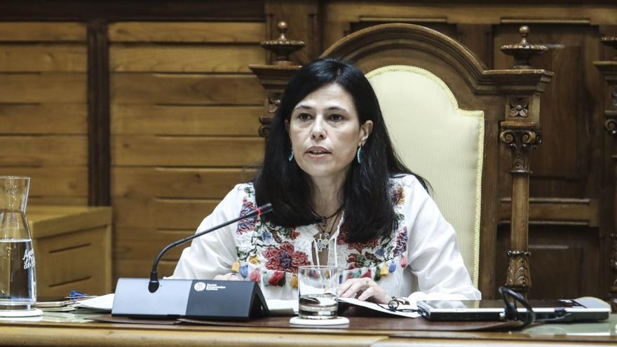 Inmaculada Fernández Gancedo, nueva secretaria del Ayuntamiento