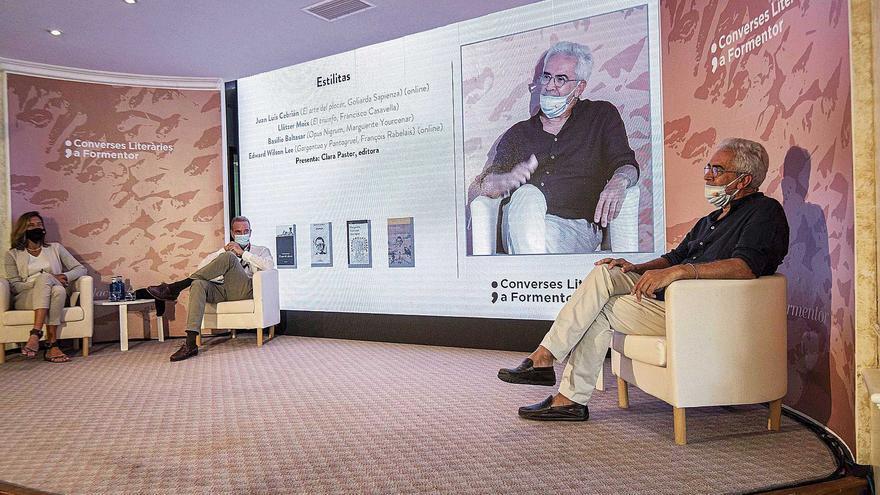 Literatura, acrobacias y resistencia en las Converses Literàries de Formentor