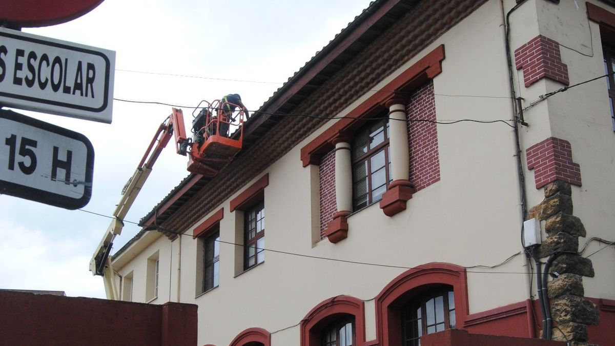 Colegio Peña Careses.