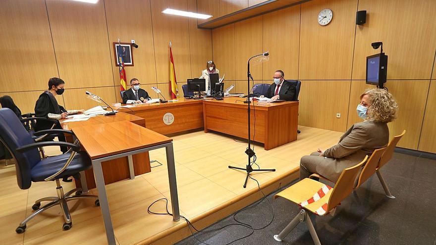 Suspenden el juicio contra la exalcaldesa de Puçol al estar confinada una testigo