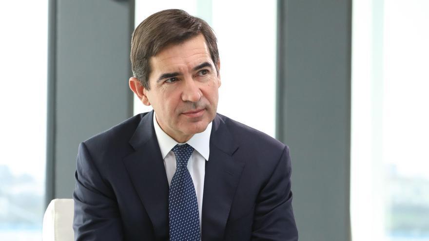 """Carlos Torres Vila (BBVA): """"Hem d'aprofitar aquesta nova fase de creixement per transformar la nostra economia"""""""