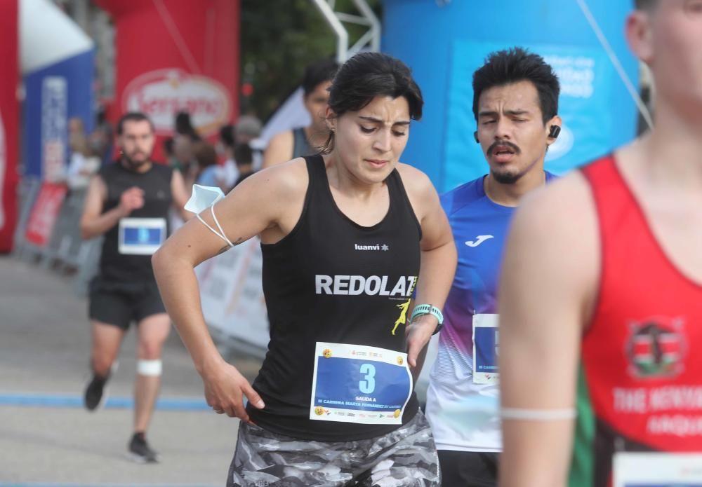 Carrera Marta Fernández de Castro