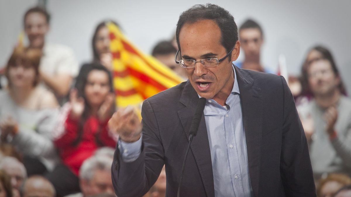 El exdiputado del PSC Francesc Vallès