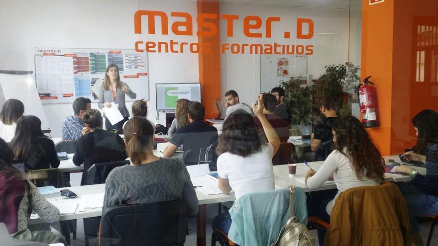 MasterD, más de 25 años como academia de referencia en la preparación de oposiciones