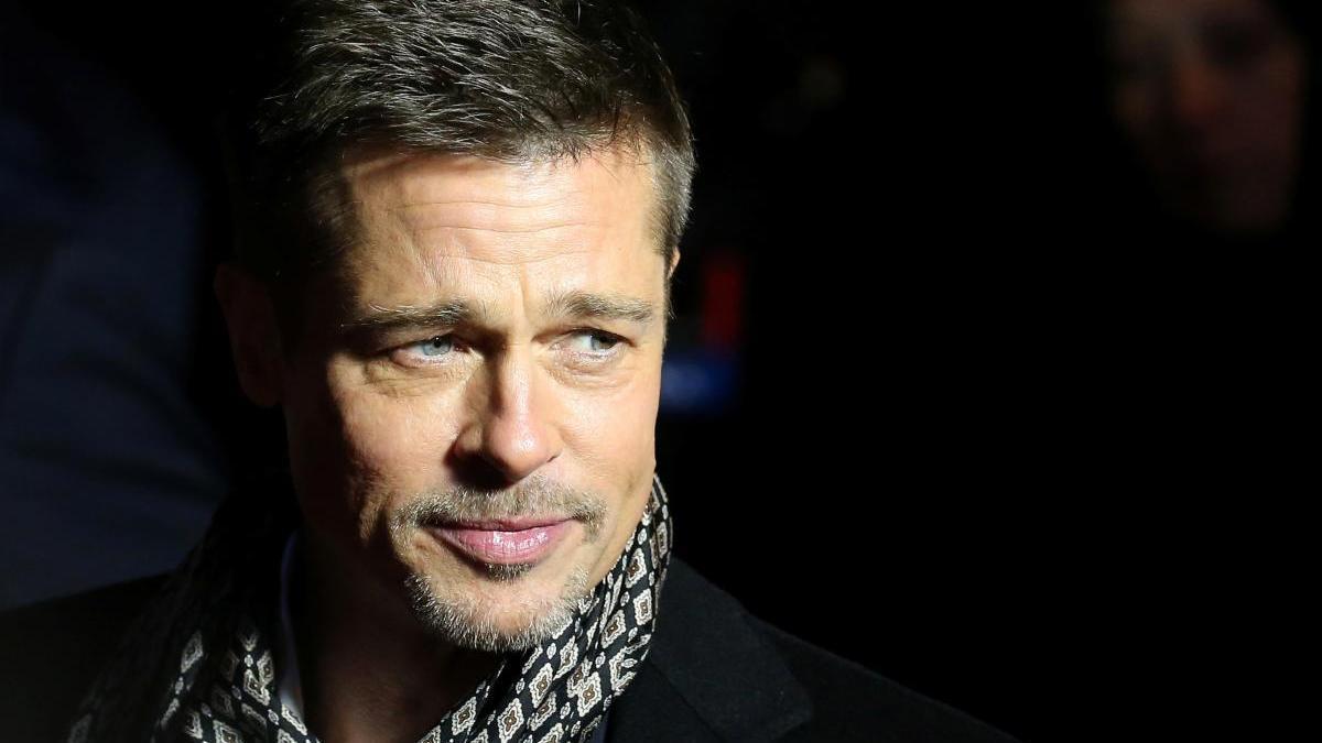 Brad Pitt en una imagen de archivo.