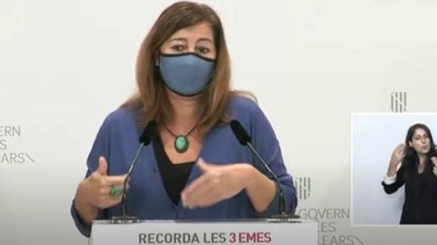 Verschärfte Maskenpflicht am Arbeitsplatz auf Mallorca