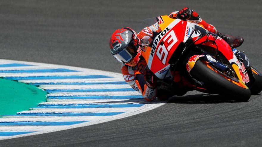 Marc Márquez no correrá finalmente en Jerez