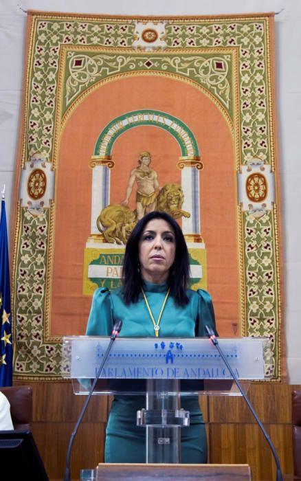 Actos institucionales con motivo del 28F en el Palacio de San Telmo