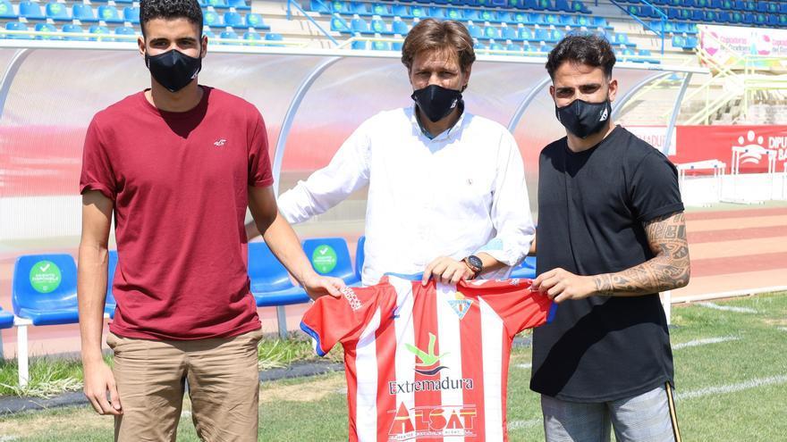 Martín Cascajo y Manu Miquel prometen lucha por el Don Benito