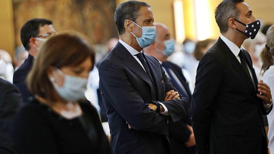 Los jueces tumban la petición de Zaplana de llevar el caso a Madrid