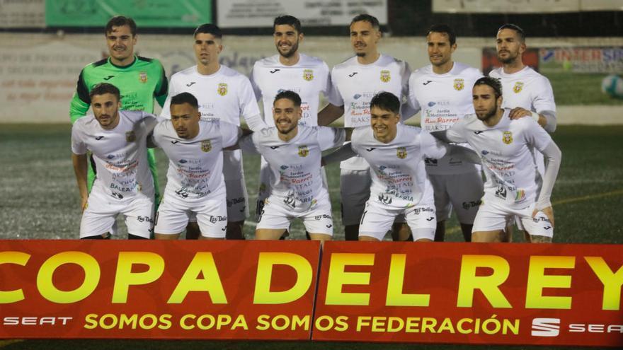 El duelo copero Peña-Real Valladolid, el 16 de enero, y el UD Ibiza-Athletic Club, el 21