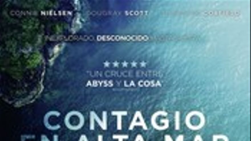 Contagio en alta mar