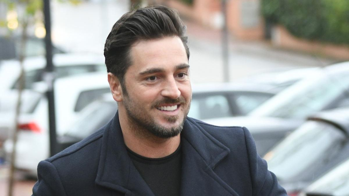 An archive image of singer David Bustamante.