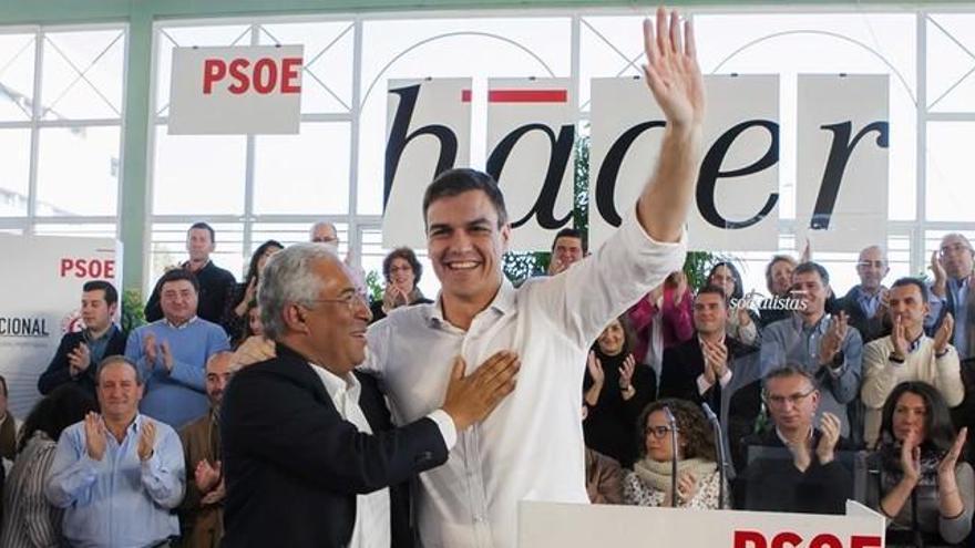 Sánchez viaja a Lisboa para explorar un pacto progresista frente al PP