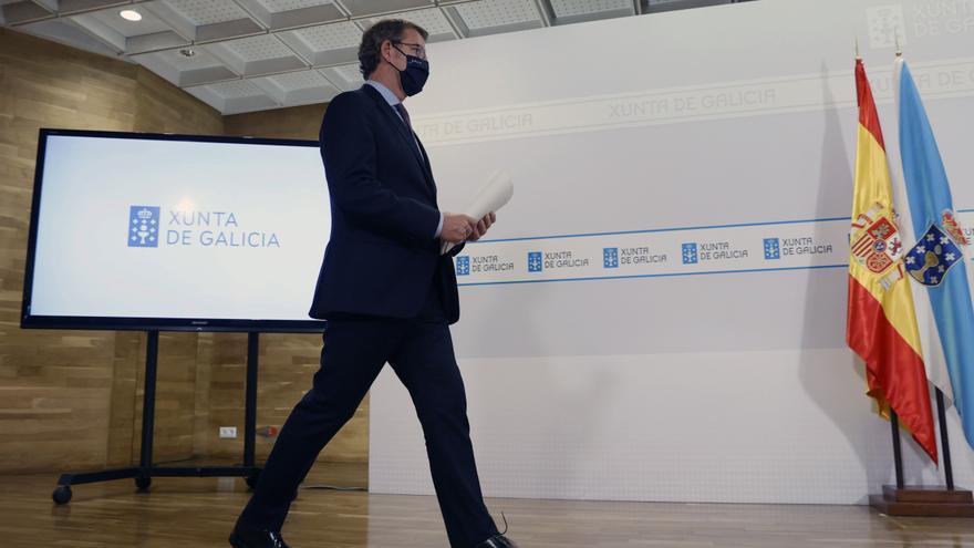 """Feijóo eleva a 828 millones la discriminación de Galicia en fondos COVID: """"Así vamos mal"""""""