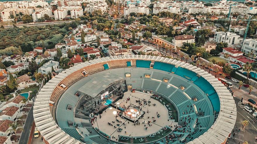 Marbella Arena: el mayor espacio para eventos culturales y de ocio