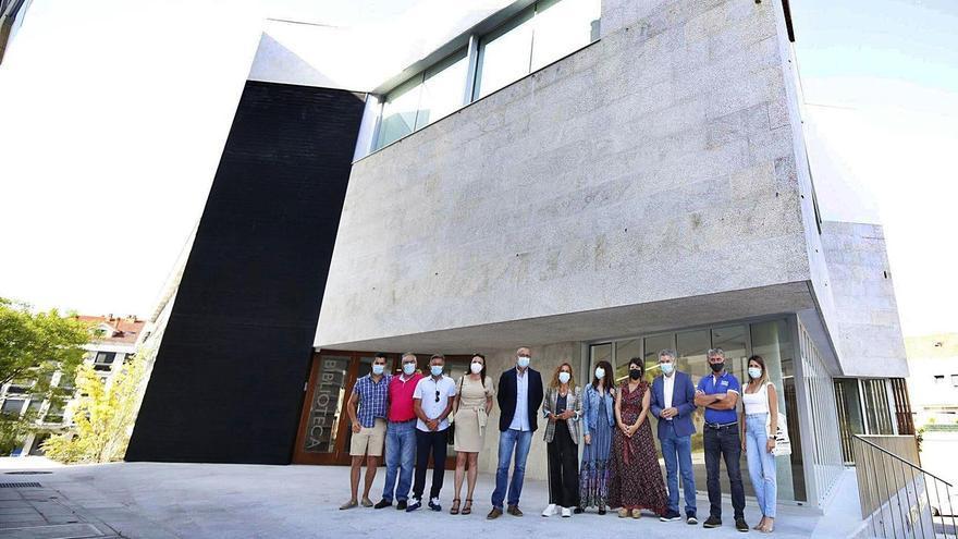 Nigrán abre su biblioteca tras el verano
