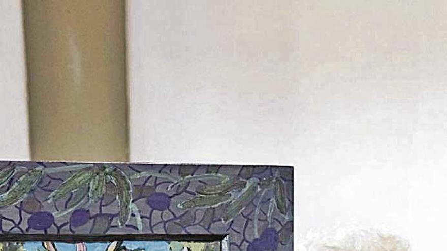 "Pilar Pobil: ""En Utah pinto paisajes que son evocaciones mallorquinas"""