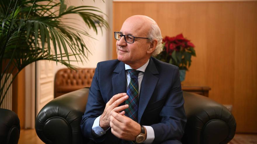 Fernando Suanzes, reelegido Fiscal Superior de Galicia
