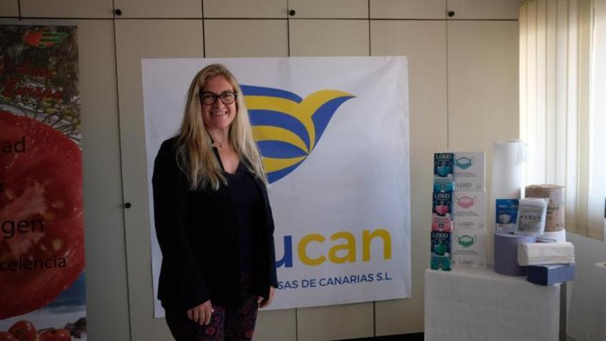 Celucan fabricará hasta 20 millones de mascarillas al año en su planta del Puerto