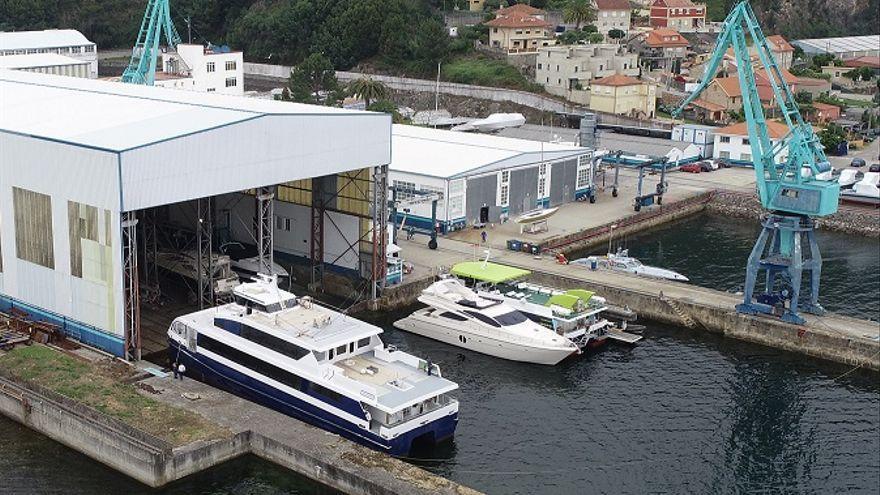 Rodman construye y entrega dos patrulleras para la Armada Española