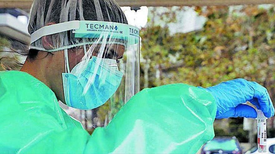 Los casos activos de coronavirus alcanzan los 110 en Ibiza y Formentera