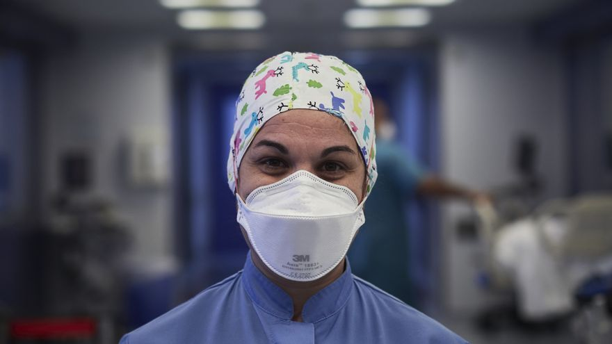 Baleares necesitaría 265 enfermeros más en las UCI si llegaran al 100%, según un estudio del CGE