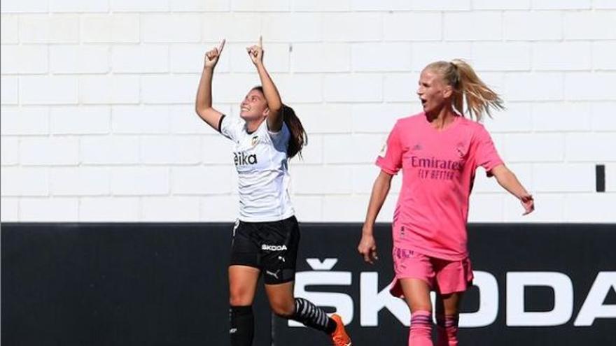 Cristina Cubedo, la Sergio Ramos del fútbol femenino es de Castellón