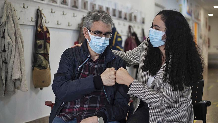 Reclaman más plazas públicas para terapias de daño cerebral adquirido