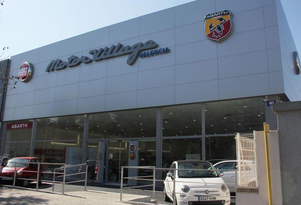 Jornada de Puertas Abiertas en el Business Center Day de FCA en Valencia
