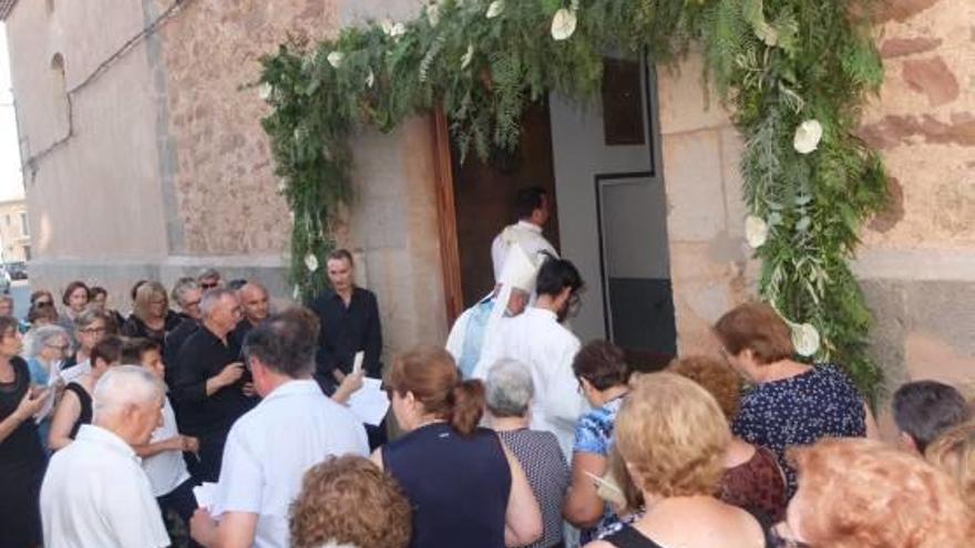 Benavites inauguró su Puerta Santa