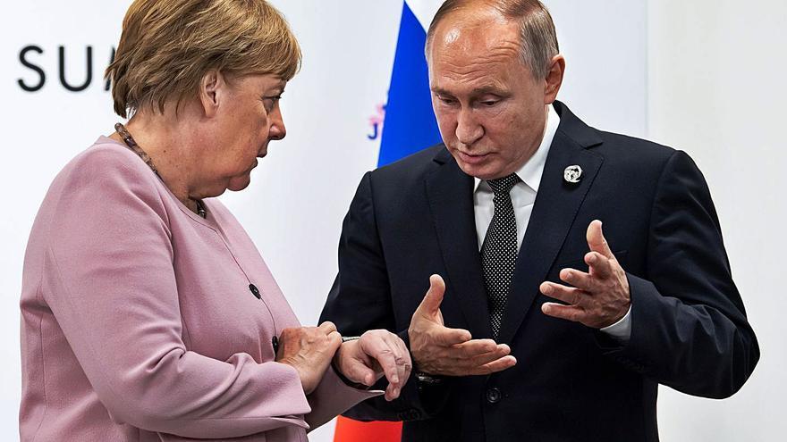 Alemania abre la carrera por la Sputnik a la espera del aval de la UE