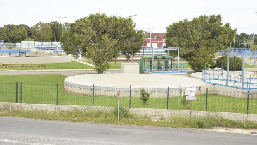 El Consell prevé adjudicar a final de año la supresión de la EDAR de Vora Riu de Vila-real