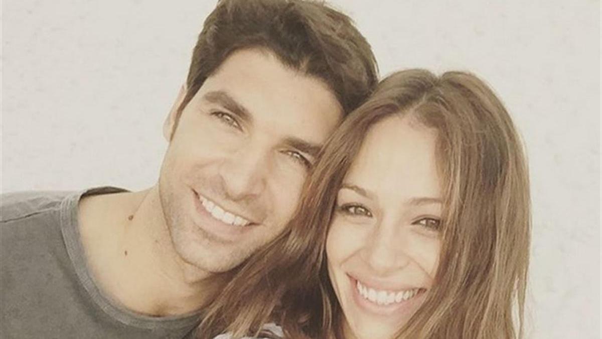 Una imagen de Cayetano Rivera y Eva González.