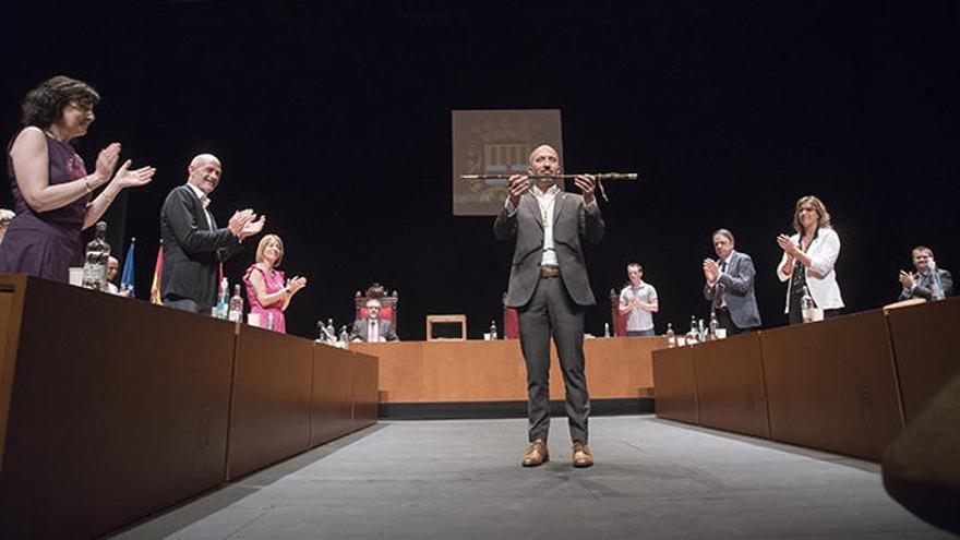 Marc Aloy Guàrdia, primer alcalde d'Esquerra després de 83 anys