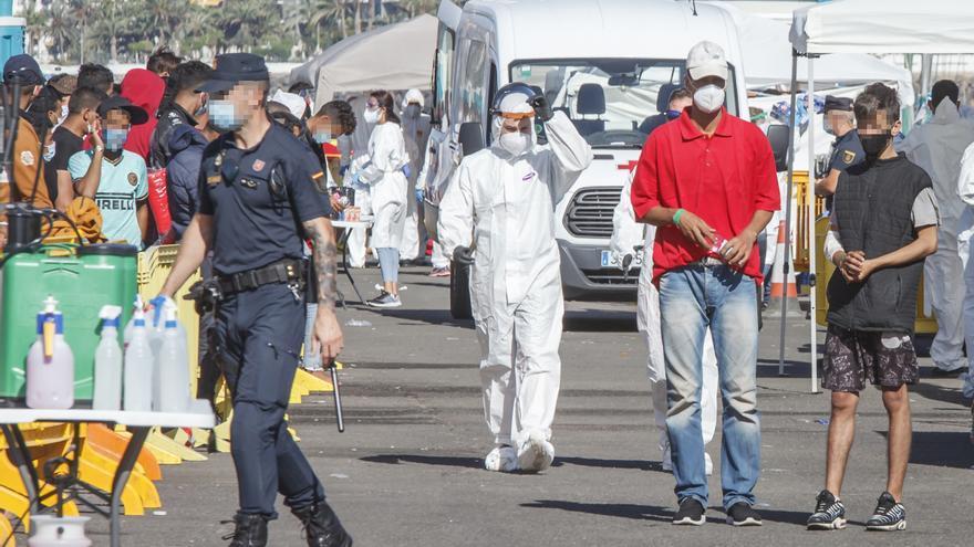 La ONU estima que más de 500 migrantes han muerto intentando llegar a Canarias este año