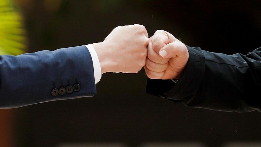 L'acord d'ERC i JxCat aposta per un referèndum «acordat amb l'Estat» i no contempla l'unilateral