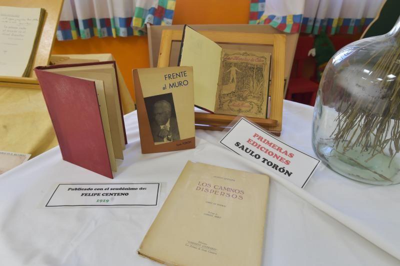 Celebración en el colegio Aguadulce el día del libro