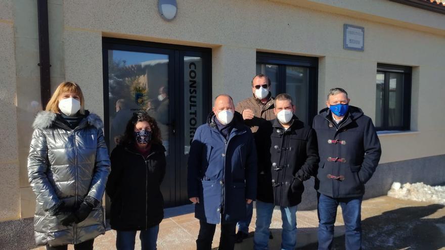 El Pego construye un nuevo consultorio médico con ayuda de la Diputación
