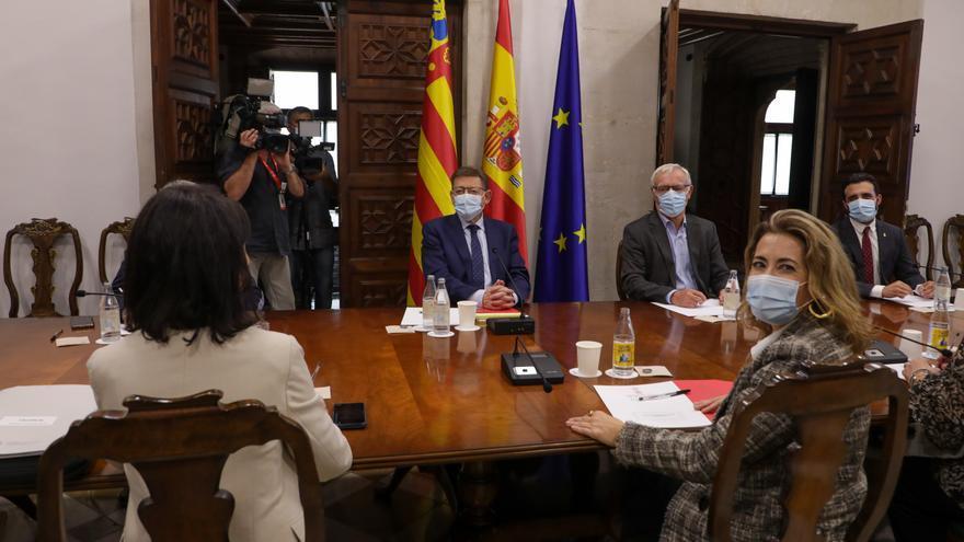 El Gobierno reactiva la doble plataforma de AVE Castelló-València sin inversión hasta el 2025